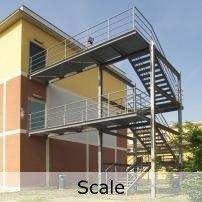 Realizzazione scale Alessandria