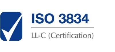 Azienda certificata ISO 3834