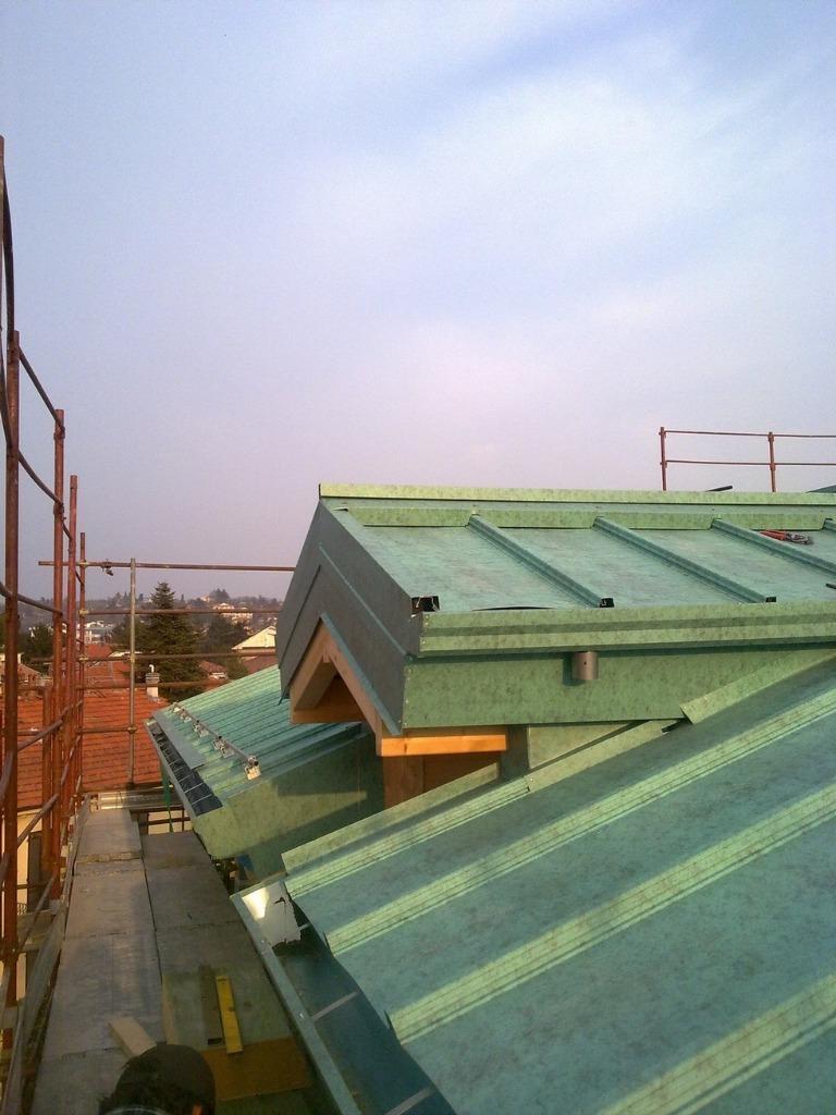 Coperture per capannoni ed edifici
