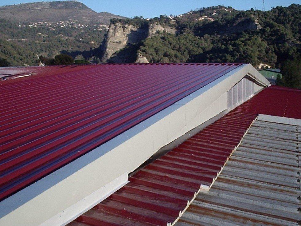 Rimozione amianto e installazione tetto