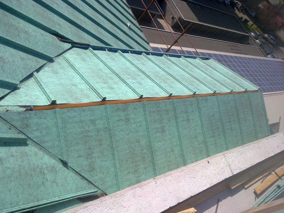 Coperture per tetti dopo smaltimento amianto