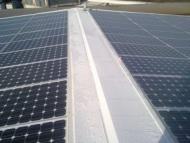 Smaltimento amianto e copertura fotovoltaica