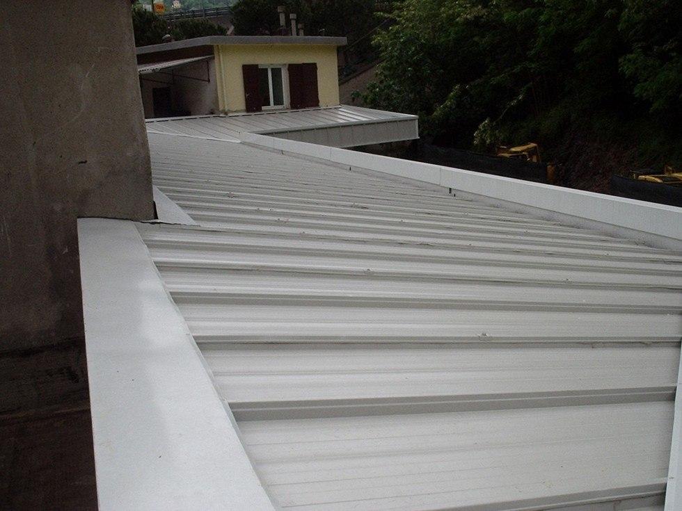 Realizzazione tetti e coperture in lamiera - Acqui Terme, Piemonte