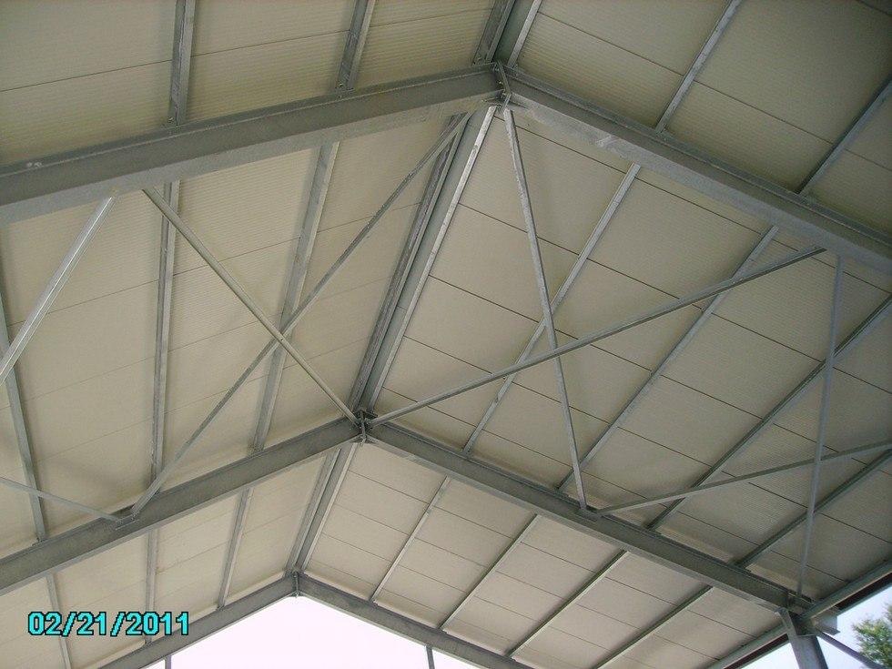 Pannelli coibentati tetto